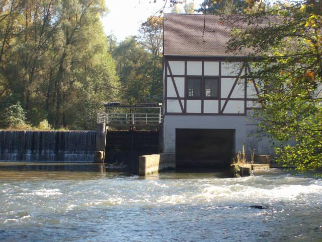 Wasserkraftwerk Hammer 1