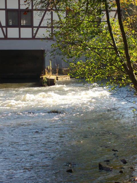 Wasserkraftwerk Hammer 2